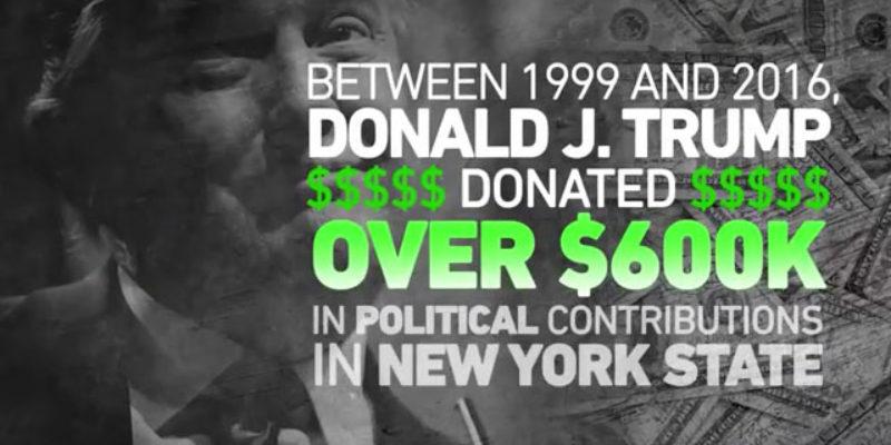 VIDEO: Cruz Is Going After Trump In New York