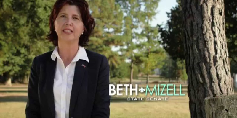 Lafayette Columnist Shamefully Smears Beth Mizell As A White Supremacist For Her Monuments Protection Bill