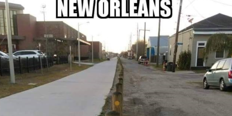 MEME OF THE WEEK: Viral Meme Hilariously Shows How Screwed Up Priorities Are In New Orleans