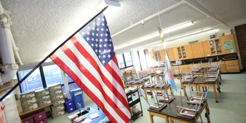 Lafayette Parish Schools May Soon Allow Students To SIT DOWN And NOT Say 'Pledge of Allegiance'