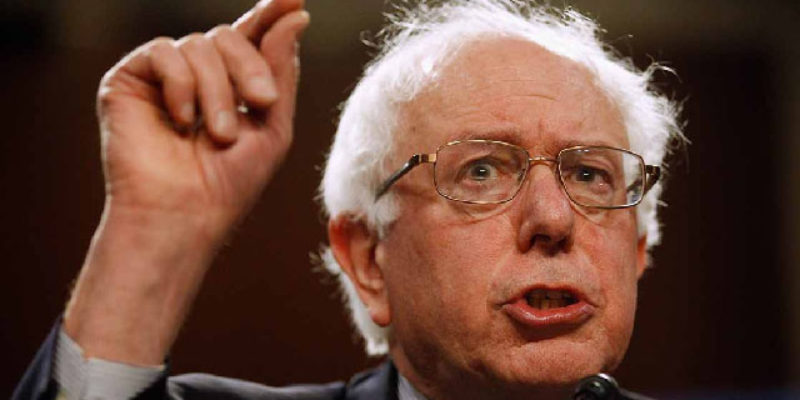 Since He's Running For President Again, Let's Remember What A Scumbag Bernie Sanders Is