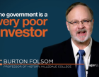 PRAGER U: Why Private Investment Works, And Government Investment Doesn't
