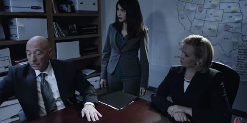 """The New Ted Cruz """"War Room"""" Web Ad Is One Of The Best Things You'll Ever See"""
