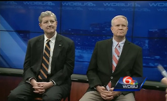 VIDEO: Kennedy And Appel Debate TOPS Cuts And The State's Budget