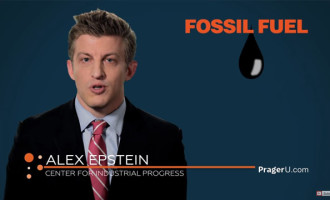 PRAGER U: Fossil Fuels Are The Greenest Form Of Energy, Y'know