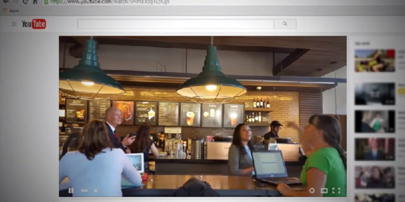 VIDEO: Did You See Rick Scott's Revenge On That Loon Who Harassed Him At Starbucks?