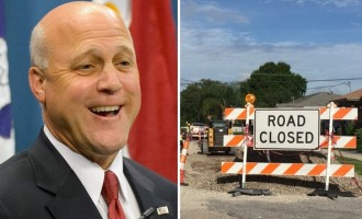 Mitch Landrieu Touts Fixing NOLA Pot-Holes, But Are They REALLY Getting Filled? Send Us Your Pot-Hole Pics!