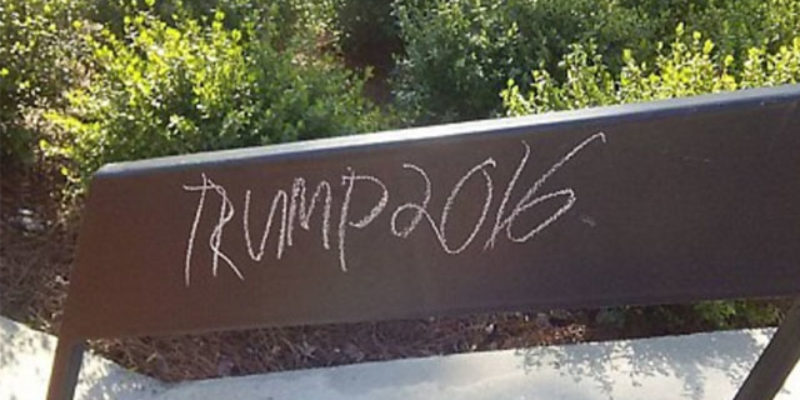 CROUERE: Chalk and Markers Terrorizing College Students