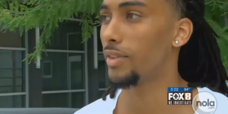NAACP To Rally For HS Grad Who Defied School's Facial Hair Rule, Couldn't Participate In Graduation