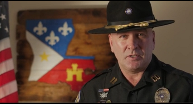 Clay Higgins Passes His First Bill In Congress