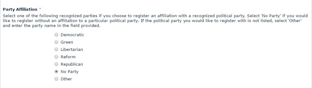 ChangeVoterRegistration