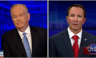 Jeff Landry Calls Out New Orleans For Sanctuary City Policies On Bill O'Reilly – Watch The Brutal Take Down Here