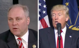 Majority Whip Steve Scalise Endorses Trump, Cites Supreme Court Nominees And Taxes As Key Issues