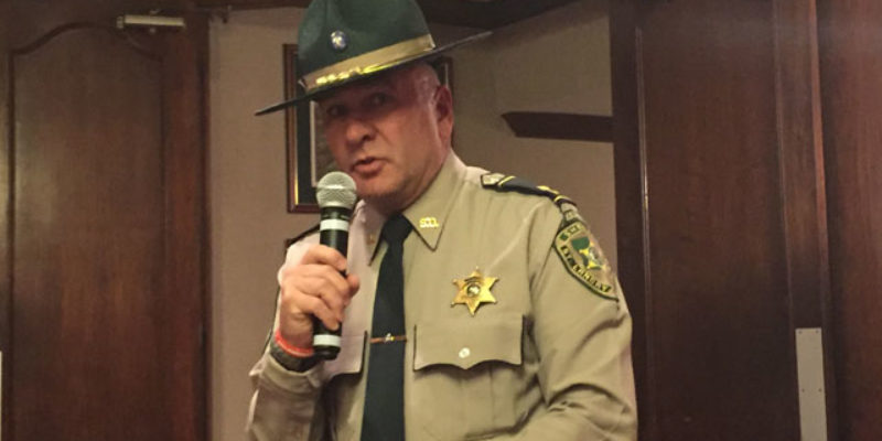 Clay Higgins Just Hired Rand Paul's Legislative Director To Be His Chief Of Staff