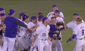 How About That Crazy LSU Win Last Night?