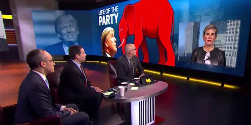VIDEO: Mary Matalin On Trump vs. Ryan, Her Switch To Libertarian