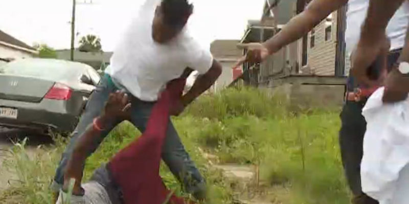 INSANE VIDEO: WWL-TV Goes Looking For Street Violence In New Orleans…And Finds It