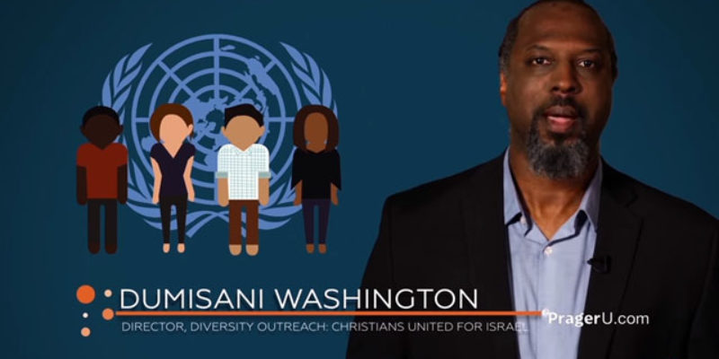 PRAGER U: Why Are There Still Palestinian Refugees?