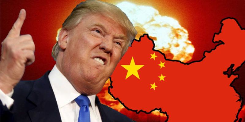 Trump Is Either Dead On With Respect To China, Or Laughably Wrong…
