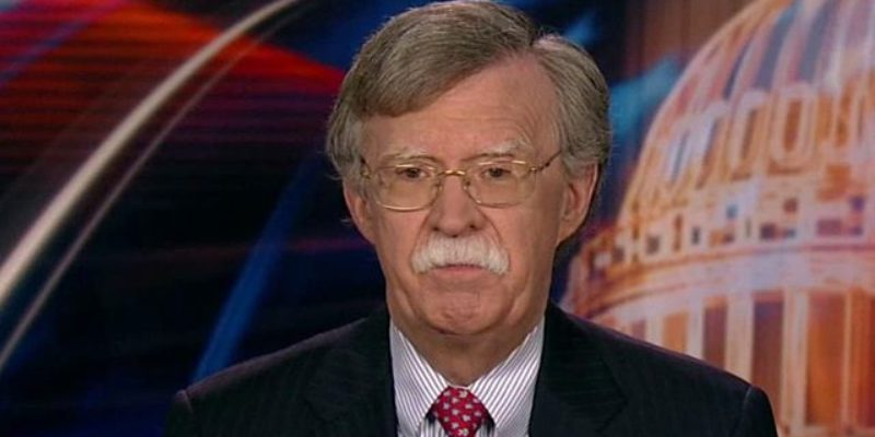 Grover Rees Lands Big Endorsement From John Bolton In The 3rd Congressional District
