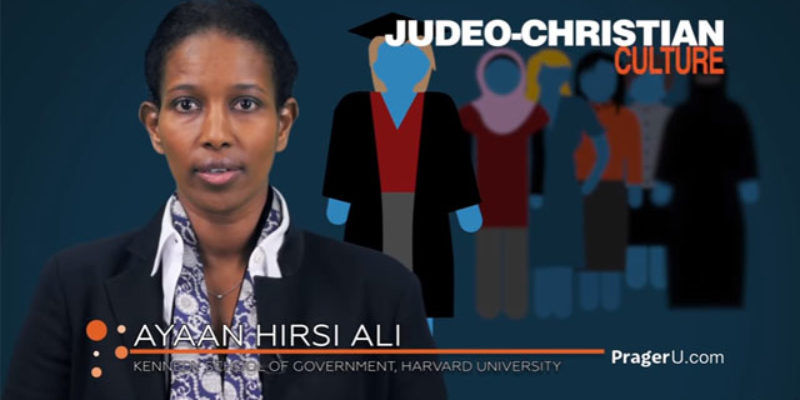 PRAGER U: Why Don't Feminists Fight For Muslim Women?