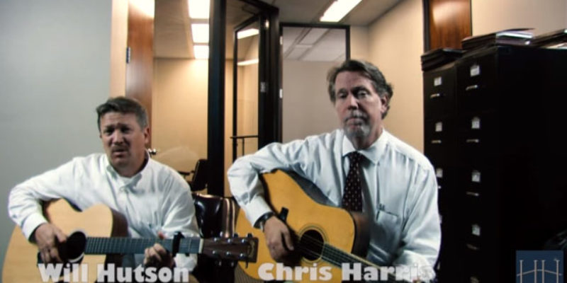 """VIDEO: Singing Lawyers Advise Potheads """"Don't Eat Your Weed"""""""