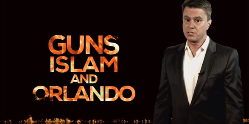 FIREWALL: Guns, Islam And Orlando