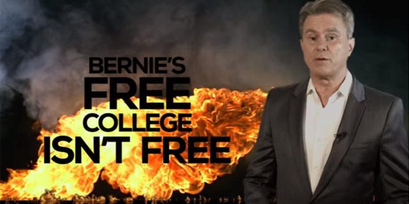 FIREWALL: Bernie's Free College Isn't Free