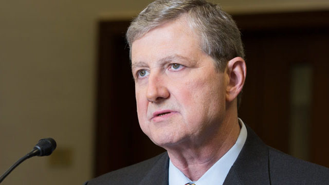 John Neely Kennedy Is John Kennedy Using The US Senate To Beat On JBE And Run For