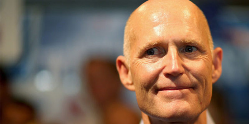 Here Comes Rick Scott Looking To Poach Jobs, Right In The Middle Of John Bel's Tax-Raising Special Session