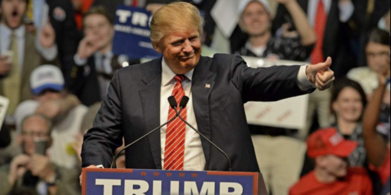 Here's Why Donald Trump Will Be The Next U.S. President