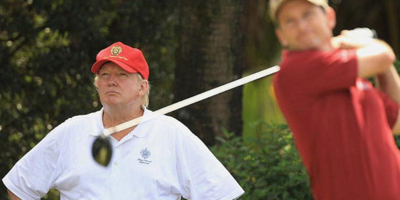 CROUERE: Politically Correct Golfers' Association Moves To Mexico