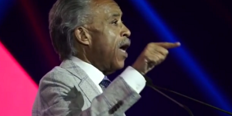 Al Sharpton Says 'Don't Tell Us How To Be Black' As He Tells NOLA Crowd To Vote For Hillary Clinton