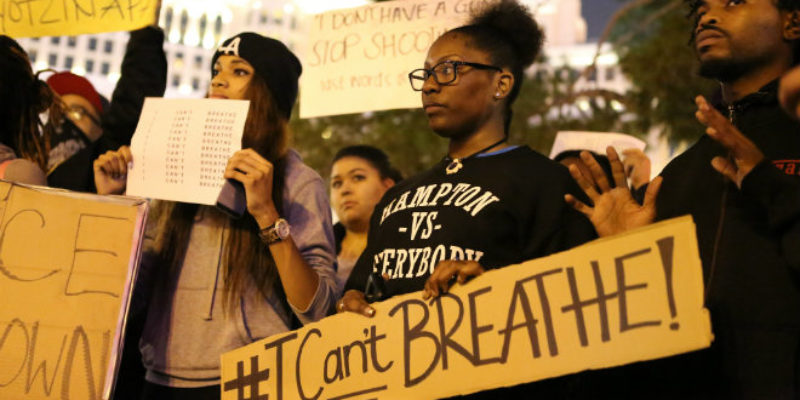 Here's A Better Idea For The Black Community Than Embracing Black Lives Matter…