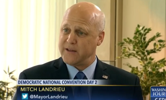 Mitch Landrieu And Jeff Sessions Meet About Sanctuary Cities