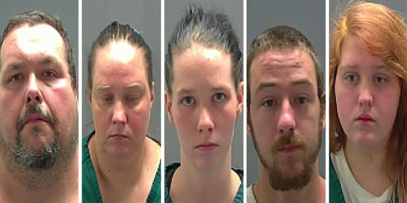 MONSTERS: 5 Arrested In Amite, Louisiana After Autistic Woman Found Living In Backyard Cage