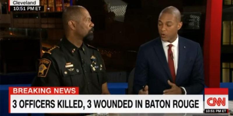 VIDEO: David Clarke Chews CNN's Don Lemon To Bits Over Black Lives Matter