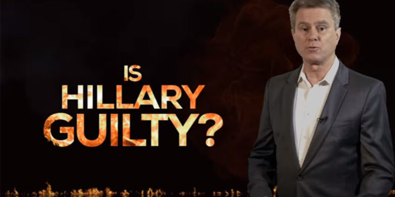 FIREWALL: Is Hillary Guilty?