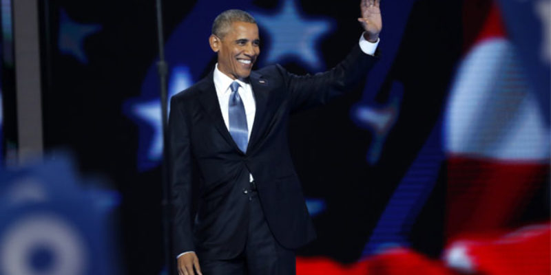 What Republican Speechwriter Did Obama Hire For Last Night's Address?