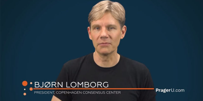 PRAGER U: What's So Alarming About Climate Change?