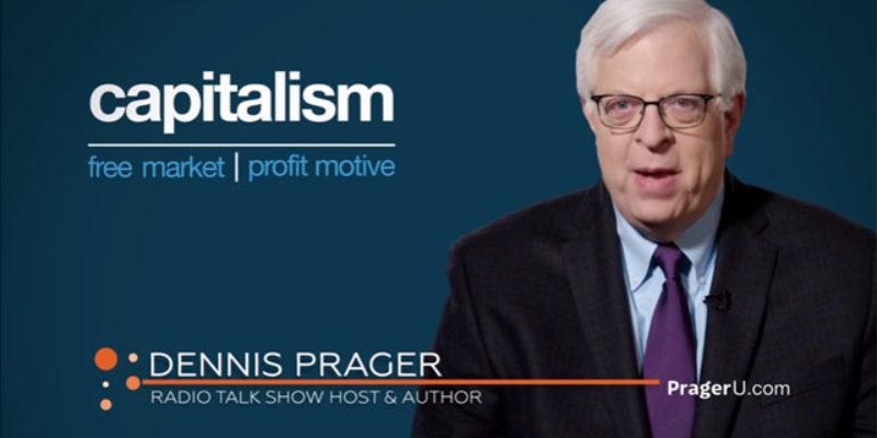 PRAGER U: Socialism Promotes Selfishness