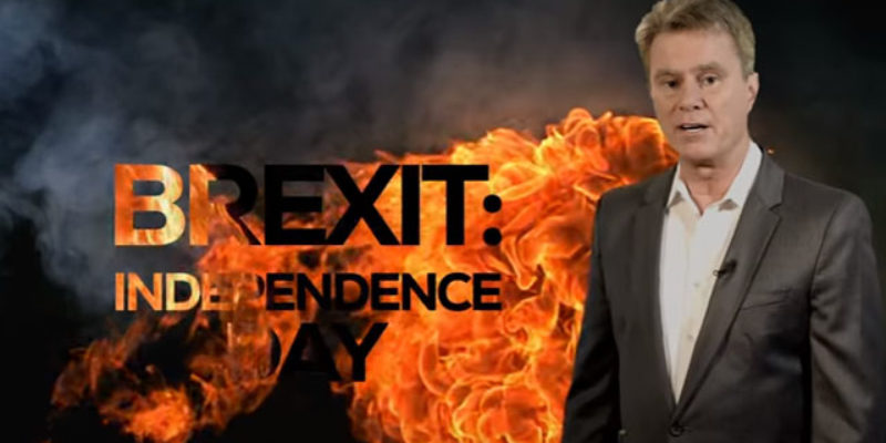 FIREWALL: Brexit Was Britain's Independence Day