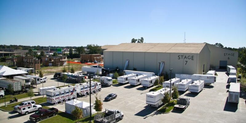Here's How A Movie Studio In Baton Rouge Has Stepped Up To House 2,000 Flood Evacuees