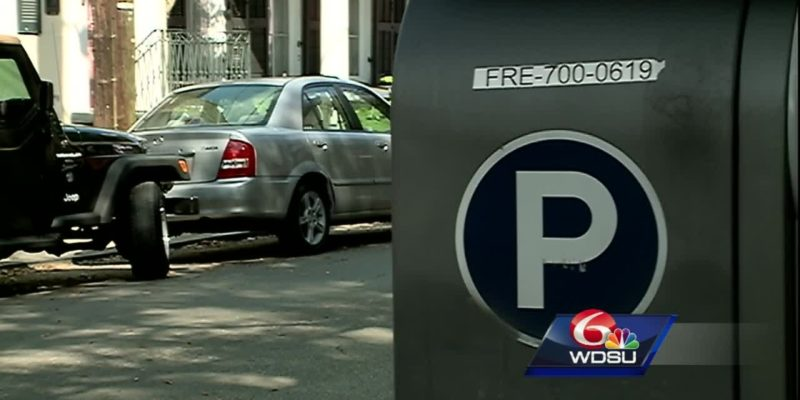 New Orleans Residents Are Removing Their Booted Tires Instead Of Paying City's Parking Fines