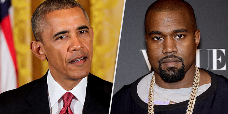Kanye West Said Bush Didn't 'Care About Blacks' During Katrina, But Obama Hasn't Even Visited Floods Yet