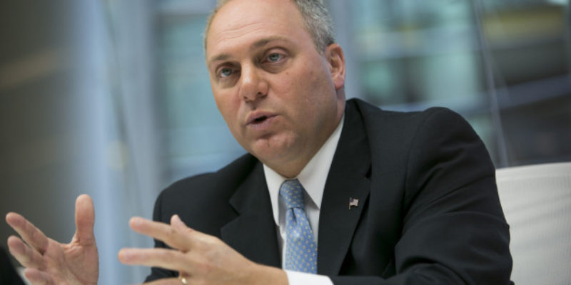 Steve Scalise Takes Credit As U.S. Oil Exports Double