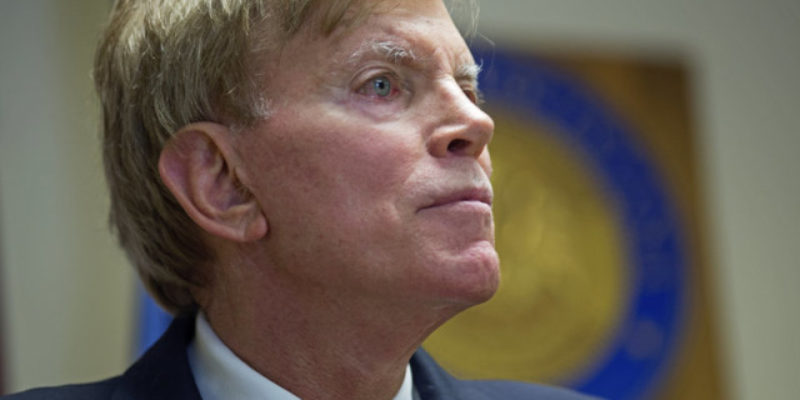 Now David Duke Is Glomming Onto Donald Trump In Robocalls To Louisiana Voters