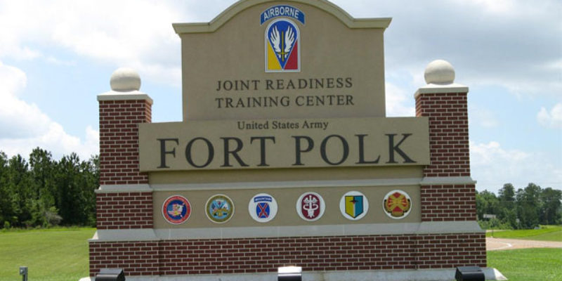 The Advocate Just Ran An Op-Ed By A Duke Professor Who Demands Fort Polk Be Renamed…