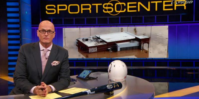 VIDEO: ESPN's Scott Van Pelt Shows Louisiana Some Love