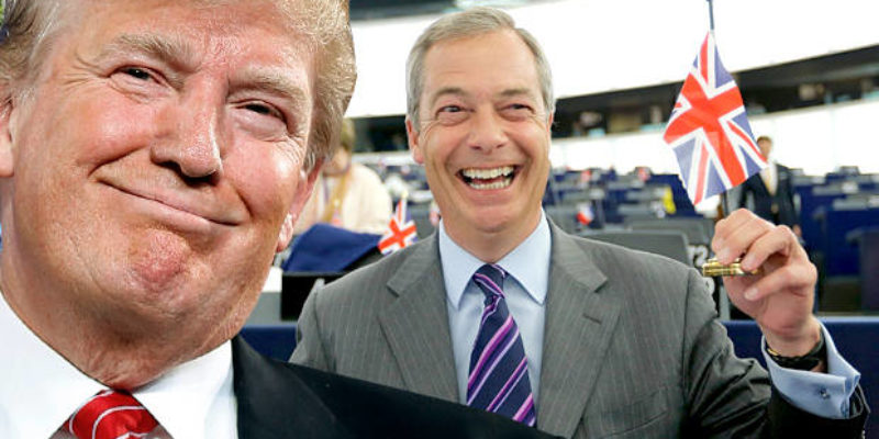 LIVE STREAM: Trump To Take Stage Tonight With 'Mr. Brexit' Nigel Farage In Jackson, Mississippi